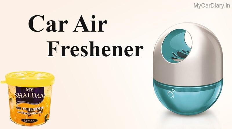 Best car air freshener India