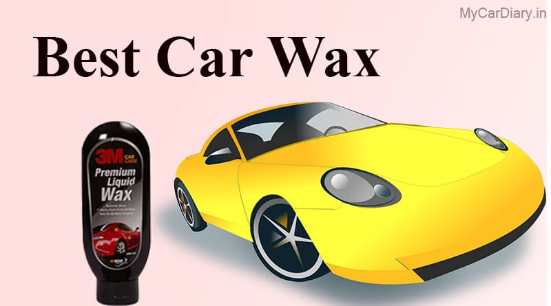 Best Car Wax Polish in India