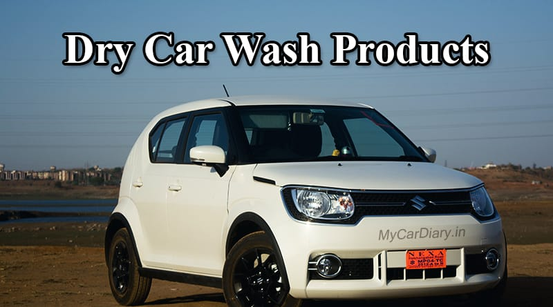 best waterless car wash product in india