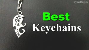 Best car keychains in India