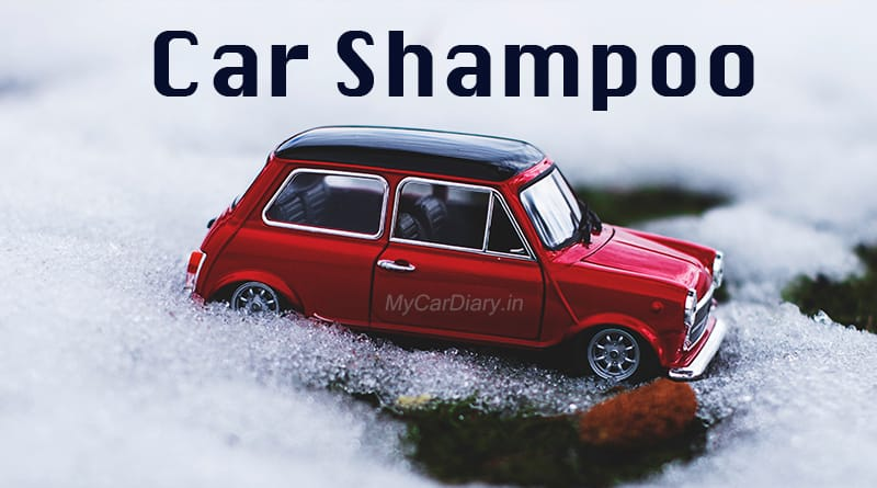 Best car wash shampoo in India