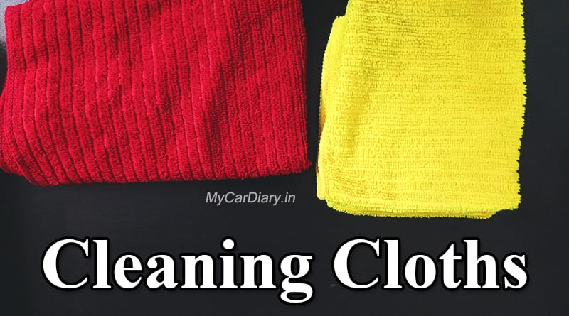 Best Microfiber Cloth for Car in India